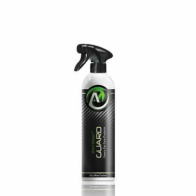 Alien Magic Aqua Nano Liquid Car Polish High Gloss Hydrophobic Sealant Wax 250ml
