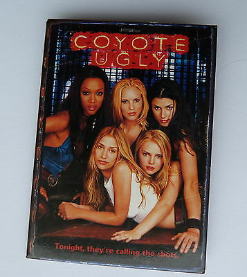 Coyote Ugly Button Tonight, They're Calling the Shots Promotion Button