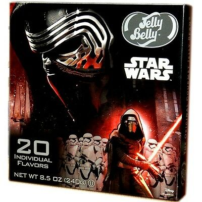 JELLY BELLY STAR WARS BOX (Collectible Only)