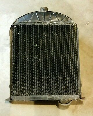1930 1931 Ford model A radiator 30 31