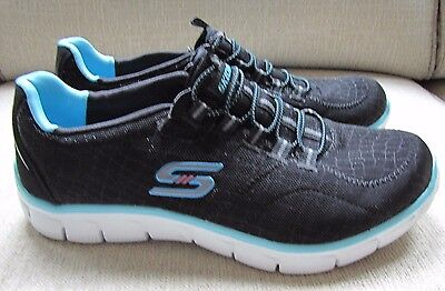 Women's Skechers Relaxed Fit Air-Cooled Empire Rock Walking Shoes Size 8