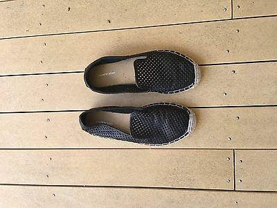 country road womens shoes size 7 black