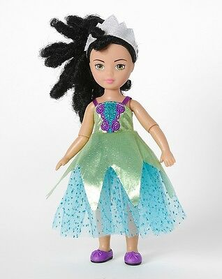 """Madame Alexander 7"""" Travel Doll! Story Land Starry Princess! New in Box! Cute!"""