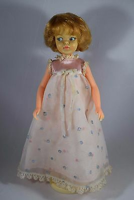 Japanese Exclusive Pepper Tammy PINK doll dress nightgown rare scarlet canna