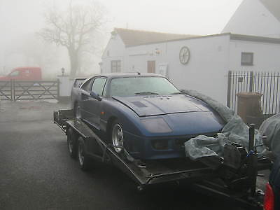 Jaguar-e-type challanger kit car-rolling shell-project or spares-MORE LISTED