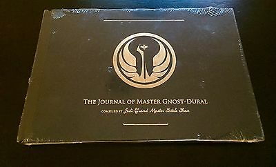 The Journal Of Master Gnost-Dura New Still Sealed