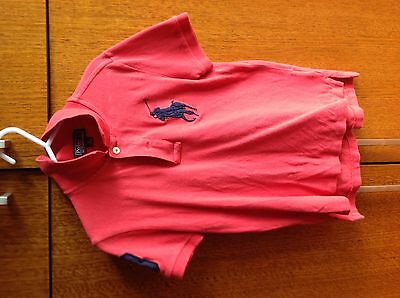 Polo by Ralph Lauren red top size 6