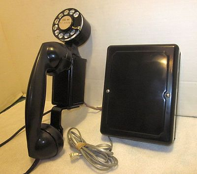 Vintage Western Electric Space Saver Style Telephone Phone