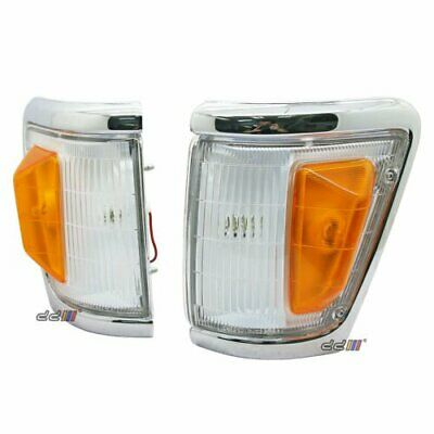 DEPO Signal Corner Light Lamp For Toyota Hilux LN106 LN107 LN111 RN105 4WD 88-97