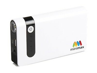 MiniMax Emergency Car Jump Starter and Mobile Charger
