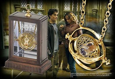 Harry Potter Hermione Time Turner Licensed by The Noble Collection NEW