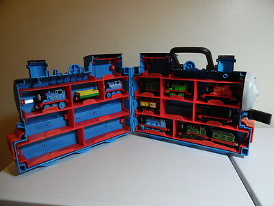 Take Along Thomas Storage/Carrying Case w/11 Items