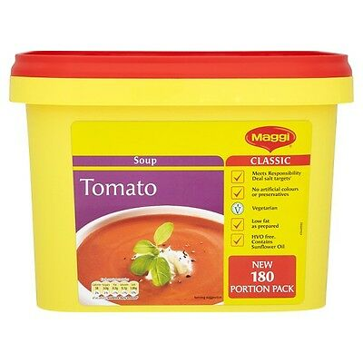 Maggi Classic Tomato Soup  2Kg Catering Pack