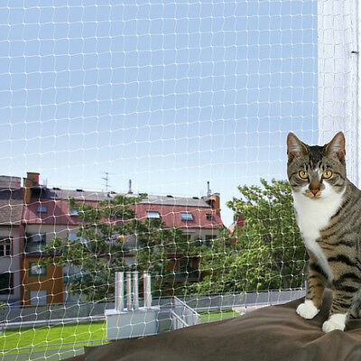 Trixie Cats Safety nets transparent, various sizes, NEW