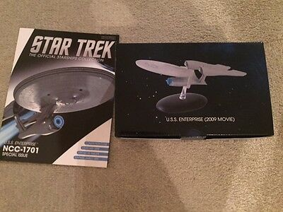 Star Trek Starships Collection Special #2 Uss Enterprise Ncc-1701 2009 Movie New