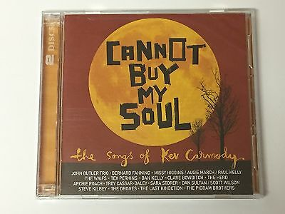 Cannot By My Soul - The Songs Of Kev Carmody - Various (2 CD Set)