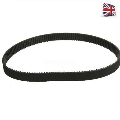 Replacement 3M-420-12 Black Rubber Drive Belt Electric Bike E-bike Scooter -UK
