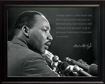 Martin Luther King Jr Quote I Have A Dream Photo Picture Poster