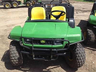 2010 John Deere TH 6X4 D ATV's & Gators