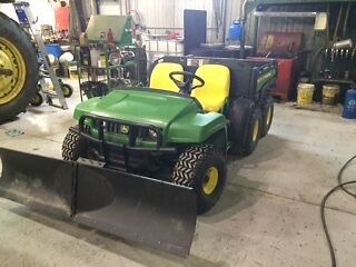 2013 John Deere TH 6x4 Dsl ATV's & Gators