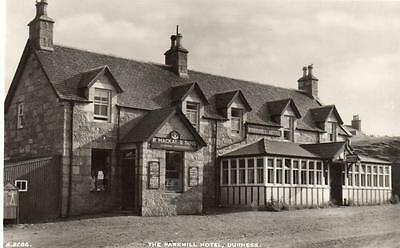 The Parkhill Hotel Durness unused RP pc J B White  A341