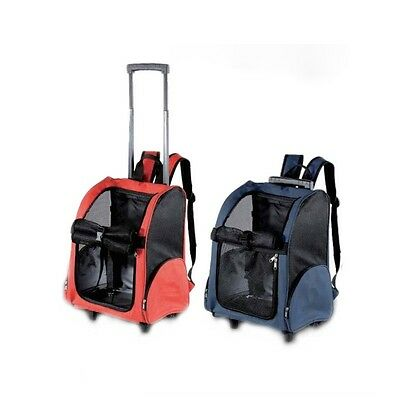 Trolley Da Viaggio Per Cane E Gatto 'fuss Travel Easy' 35X27X49(H) Ferribiella