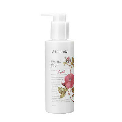 [MAMONDE] Petal Spa Oil to Foam 175ml