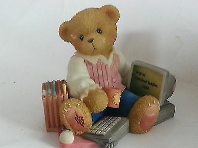 """Cherished Teddy Teddies Corey """"I know how to take care of business"""" Geschenkidee"""