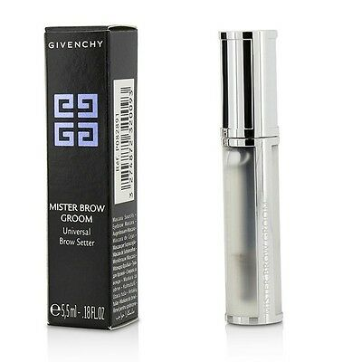 Givenchy Mister Brow Groom Universal Brow Setter 5.5ml 01 Transparent Woman