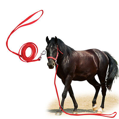 3M Headcollar and Lead Rope Sets Shet Pony Cob Horse 6 Colours