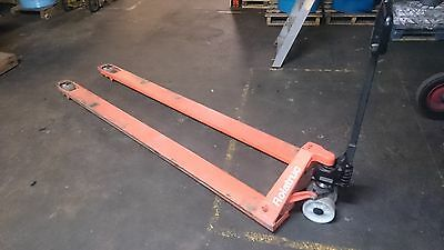 EXTRA Long Reach 2500mm BT Rolatruc Pallet Truck