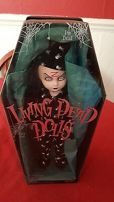 SLOTH Series 7 LIVING DEAD DOLL 10""