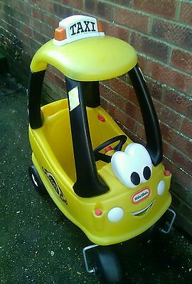 Little tikes cozy coupe cab excellent condition