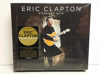 Eric Clapton - Forever Man - The Best Deluxe - 3 Cd - Nuevo - Precintado- Sealed