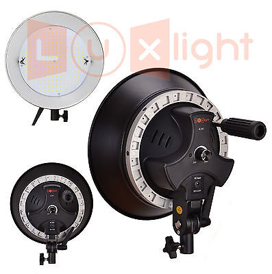 LED Light for Photography & Video Studio - 240 LED's 5600k Daylight - LuxLight