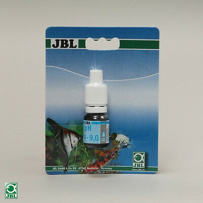 JBL pH Test 7,4-9,0 Pack de recharge, NEU