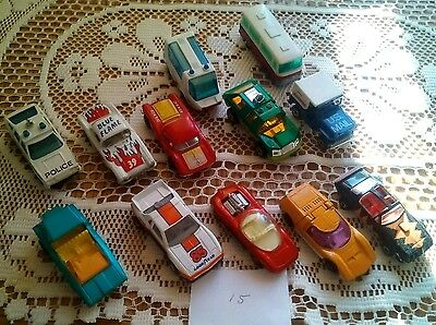 12 Matchbox mixed models