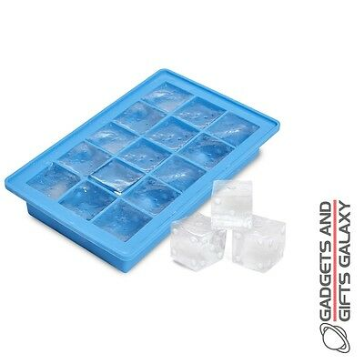 NOVELTY DICE ICE JELLY CHOCOLATE CUBES MOULD PARTY ADULT Gifts games & gadg