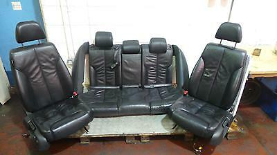 2009 VW Passat B6 4 Door Saloon Front And Rear Leather Seats