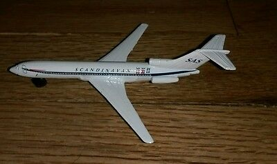 Scandinavian Air Airlines SAS Diecast Toy Airplane Plane Jet Collectors Aviation