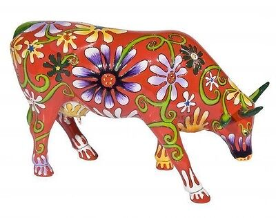 Flower Lover Cow - Cowparade Large - 46770