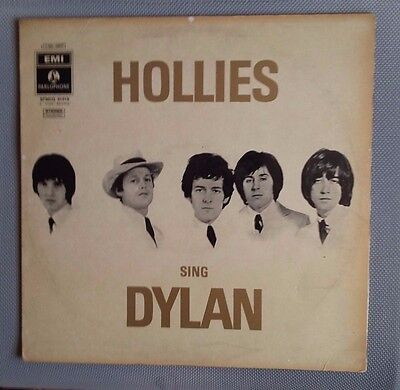 The Hollies -Hollies Sing Dylan -Lp Parlophon Spmcq 31519 Italy 1969 New First P