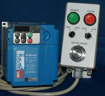 2hp/1500W IMO Jaguar VXR Inverter and Remote Control Station Package