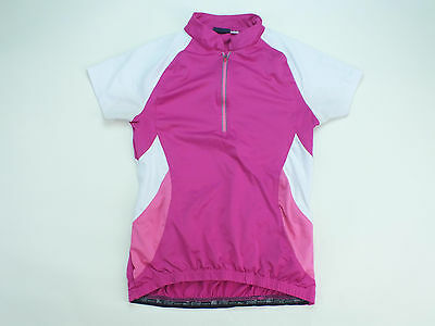 Vintage Womens Short Sleeve Cycling Jersey (145)
