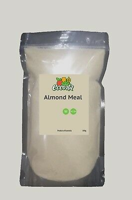 Ecovita Blanched Almond Meal/flour 1Kg (Product Of Australia)