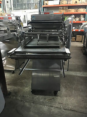 Acme Rol Sheeter 8 bread molder puff pastry pie crust cookie pizza dough sheet