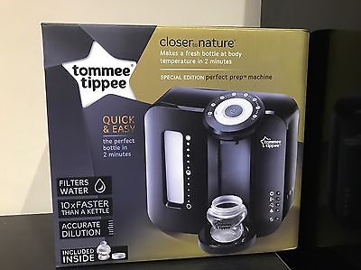 Tommee Tippee Closer To Nature Essentials Bottles Steriliser BRAND NEW