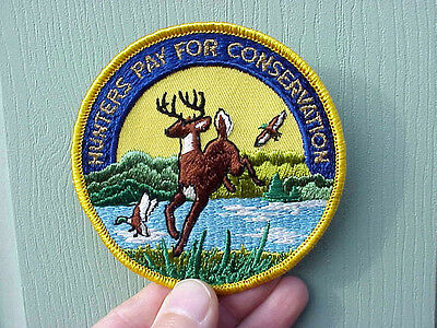Pa Game Commission Related **First **  Conservation Patch / Game News Purchase