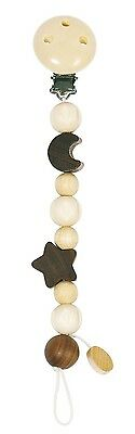 Heimess Moon & Stars Soother Holder / Dummy Chain / Baby Toy (733700)