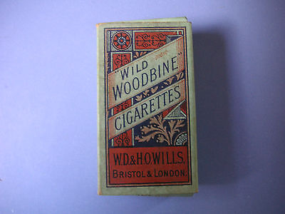 Players, Kensitas, Wills and Craven A Cigarette Boxes (5)